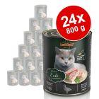 Megapakiet Leonardo All Meat, 24 x 800 g