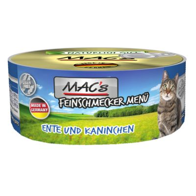 Megapakiet MAC´s Cat Feinschmecker, 24 x 100 g