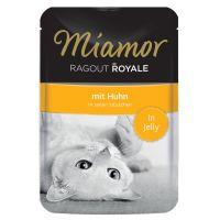 Megapakiet Miamor Ragout Royale w galarecie, 22 x 100 g