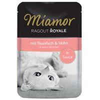Megapakiet Miamor Ragout Royale w sosie, 22 x 100 g