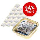 Megapakiet Mister Stuzzy Cat, 24 x 100 g