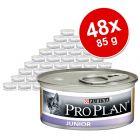 Megapakiet Pro Plan, puszki, 48 x 85 g