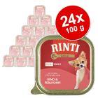 Megapakiet RINTI Gold Mini, 24 x 100 g