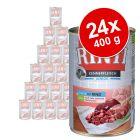 Megapakiet RINTI Junior, 24 x 400 g
