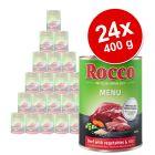 Megapakiet Rocco Menu, 24 x 400 g