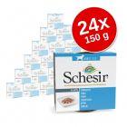 Megapakiet Schesir, 24 x 150 g