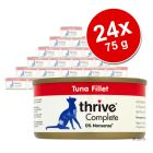 Megapakiet Thrive Complete, 24 x 75 g