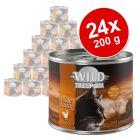 Megapakiet Wild Freedom Adult, 24 x 200 g
