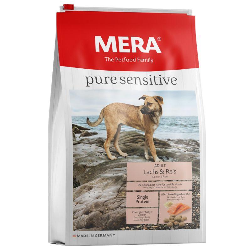 Mera Pure Sensitive Adult - Laks & Ris