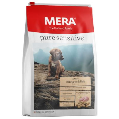 MERA pure sensitive  Junior Truthahn & Reis