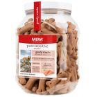 Meradog Pure Goody Snacks, Lax & ris