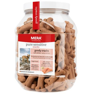 Meradog pure sensitive Goody Snacks, 600 g