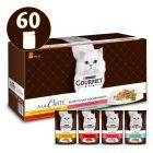 Mégapack PURINA Gourmet À la Carte 60 x 85 g pour chat