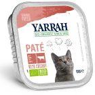 Mégapack Yarrah Bio 48 x 100 g pour chat