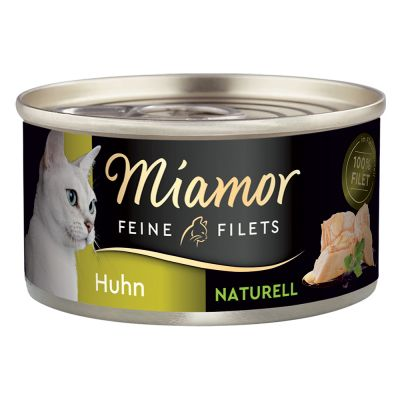 Miamor Delicato Filetto Naturale 6 x 80 g