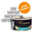 Miamor Feine Filets Naturelle Probierpaket 12 x 80 g