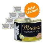 Miamor Feine Filets Naturelle Probierpaket 12 x 156 g