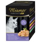 Miamor Fijne Filets Mini Maaltijdzakjes Multibox 8 x 50 g