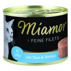 Miamor Fine Fillets 6 x 185g