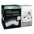 Miamor Ragout Royale Mixed Pack in Gravy