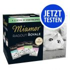 Miamor Ragout Royale, Multi-Mix Sorten in Soße