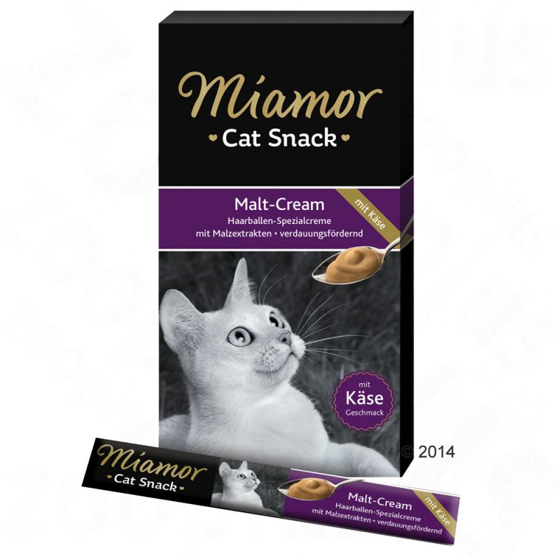 Miamor Cat Snack Malt Cream & Cheese