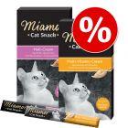 Miamor Cat Snack Malt Cream + Multivitamin Cream