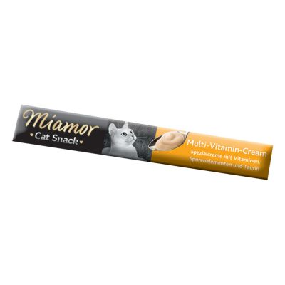 Miamor Cat Snack Multi-Vitamine Crème
