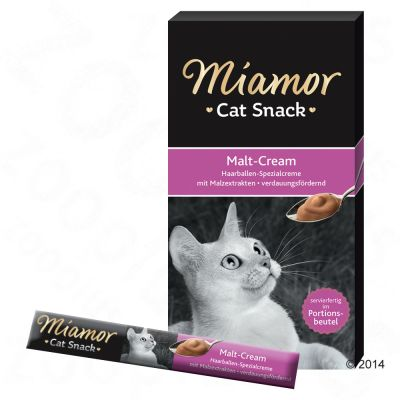 Miamor Cat Snack Pâte au malt pour chat