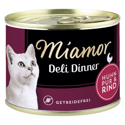 Miamor Deli Dinner, 6 x 175 g