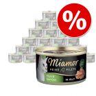 Miamor Feine Filets w puszkach, 24 x 100 g w super cenie!