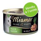Miamor Filets Fins 1 x 100 g pour chat