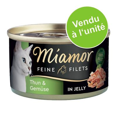 Miamor Filets Fins 1 x 100 g pour chat