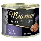 Miamor Filets Fins 6 x 185 g pour chat