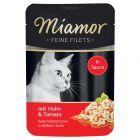 Miamor Fine Filets in Sauce 6 x 100 g