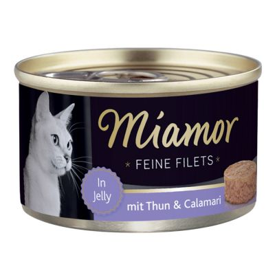 Miamor Fine Fillets 6 x 100 г