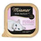 Miamor Milde Maaltijd Kattenvoer 6 x 100 g