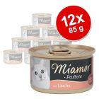 Miamor Patê 12 x 85 g para gatos