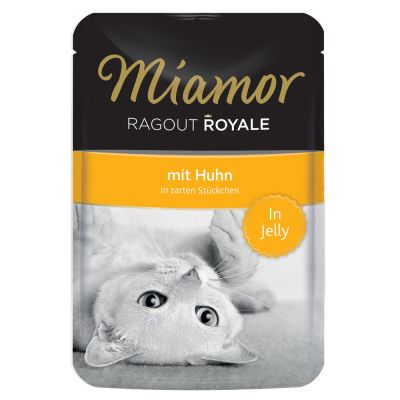 Miamor Ragù Royal in gelatina 22 x 100 g