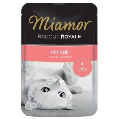 Miamor Ragù Royal in gelatina 44 x 100 g