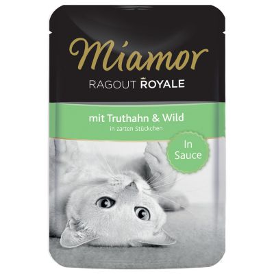 Miamor Ragù Royal in salsa 22 x 100 g