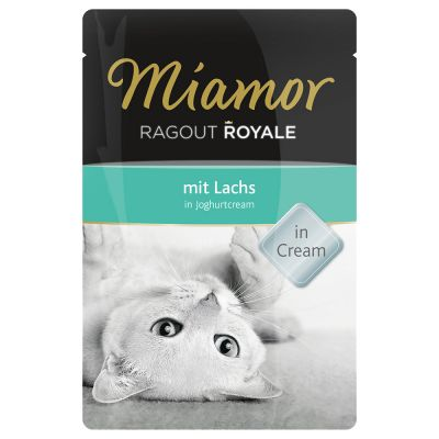 Miamor Ragout Royale Cream, 22 x 100g
