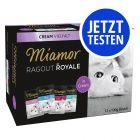 Miamor Ragout Royale in Cream, Mult-Mix