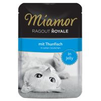 Miamor Ragout Royale in Jelly 22 x 100g