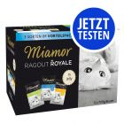 Miamor Ragout Royale, Kaninchen, Huhn & Thunfisch in Jelly