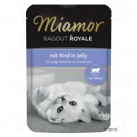 Miamor Ragout Royale Kitten, 22 x 100 g