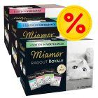 Miamor Ragout Royale -säästöpakkaus 48 x 100 g