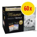 Miamor Ragout Royale -säästöpakkaus 60 x 100 g