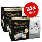 Смешанная упаковка Miamor Ragout Royale 24 x 100 г