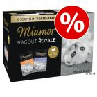 Miamor Ragout Royale 60 x 100 g erikoishintaan!